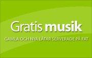 Gratis musik logotype